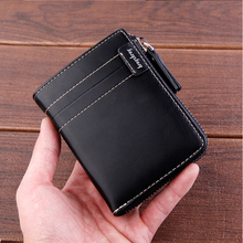 2019 New With Coin Bag Zipper Mini Wallets Famous Brand Men
