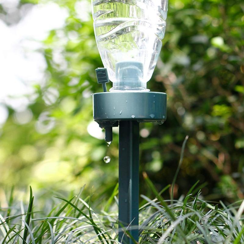 1 Pc Auto Di Irrigazione A Goccia Sistema Di Irrigazione Automatica Irrigazione Spike Per Le Piante Di Fiori Per La Casa Coperta Lustro Incantevole