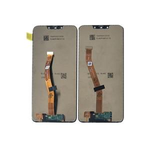 "Image 3 - 6.3 ""מקורי מסגרת M & סן עבור Huawei Mate 20 לייט LCD מסך תצוגה + מגע Digitizer לוח עבור huawei Mate 20 לייט עצרת Lcd"