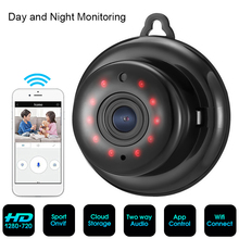 720P Cloud Storage IP Camera For Home Security Surveillance Camera CCTV Wifi Camera Night Vision Baby Monitor Mini IP Cam