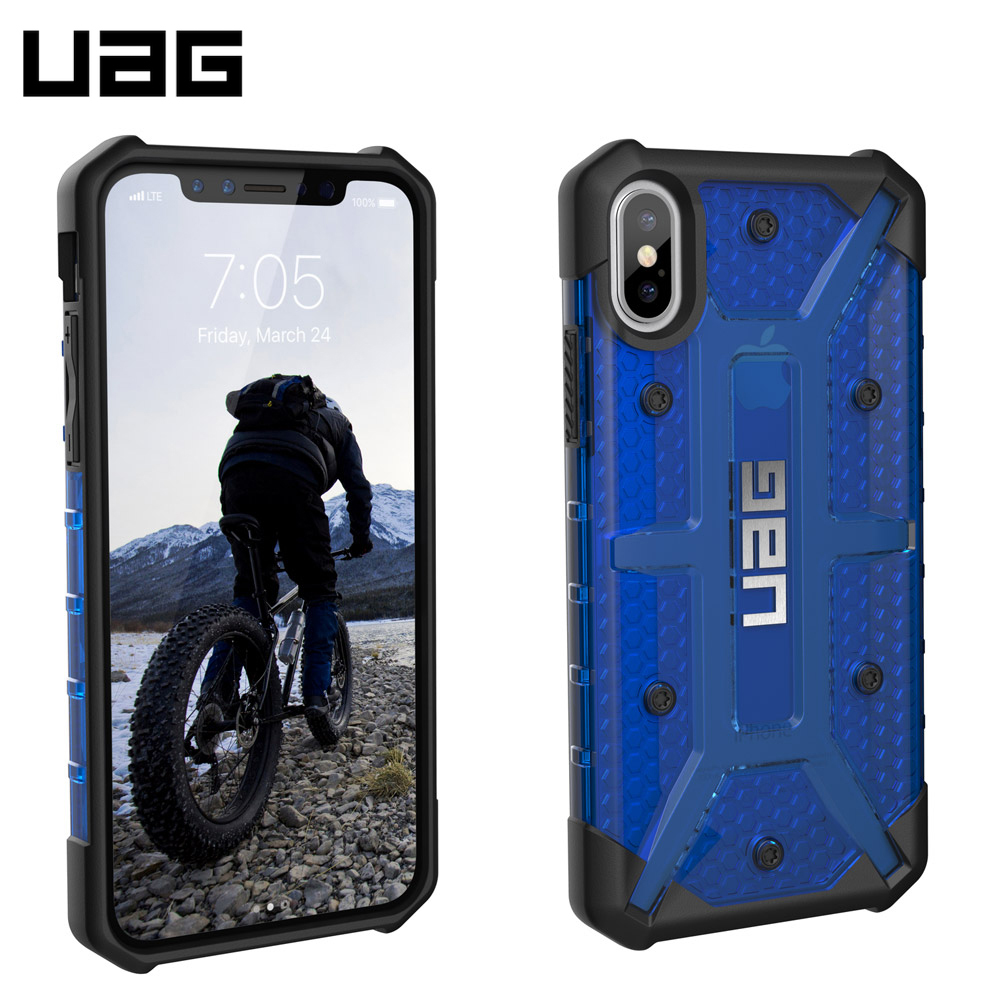 Фото - Mobile Phone Bags & Cases UAG IPHX-L-CB bag case 360 degree round finger ring mobile phone smartphone stand holder