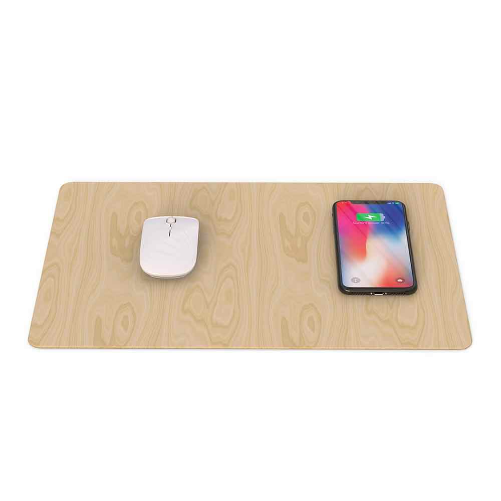 JAKCOM MC2 Mouse Pad Sem Fio Carregador venda Quente em mibox 3 Carregadores como 5 v 2a banco de potência bonito