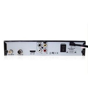 Image 4 - האיחוד האירופי תקע דיגיטלי יבשתי טלוויזיה בלווין מקלט Dvb T2 S2 קומבו Dvb T2 Dvb S2 טלוויזיה תיבת 1080P וידאו Hdmi החוצה עבור רוסיה אירופה