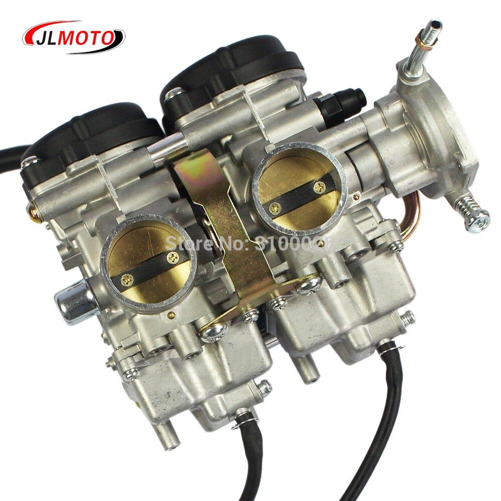 Carburateur adapté pour 2001-2005 Yamaha Raptor ATV 660 660r Yfm660 Yfm 660r YFM660RP 5LP-14900-20-00 pièces de Quad Bike