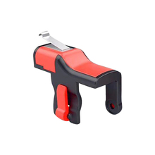Mobile Gaming Trigger Fire Button Handle For Pubg Shooter Mobile Game Controller Fps Game Assisted M2 Eat Chicken Artifact PC+AB handle shortcut keys to assist mobile cellphone shooting artifact auxiliary game button for eat chicken game
