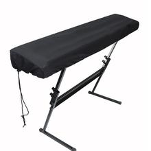 61/88 Keys Electronic Piano Cover Keyboard Instrument Cover-On Stage Dustproof Dirt-Proof Protector With Drawstring
