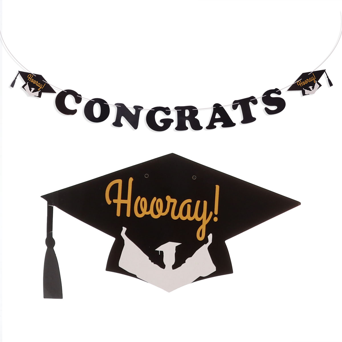 2020 New Graduation Party Banner Congrats Printing Hanging Banner For Graduate Student 2020 Graduation Party Decorations