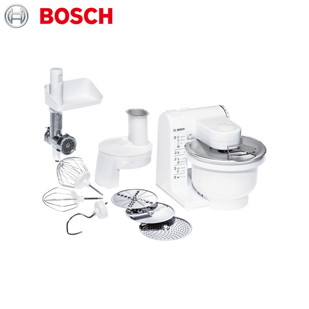 Food Mixers Bosch MUM4406 home kitchen appliances processor machine equipment for the production of making cooking puffed maize or rice food extrusion machine with 7 molds puffed corn bulking snacks making machine zf