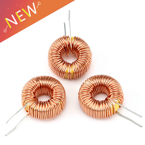 5Pcs 6A Toroid Core Inductors Wire Wind Wound DIY mah--100uH Coil For LM2596(China)