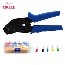 SN-02WF2C Automatic Multifunctional Terminal Crimpers With connector E2508(300PCS)/Box,(110pcs)/Box, Crimping Tool