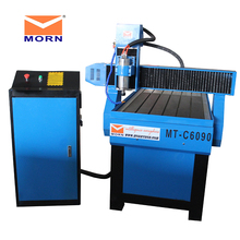 MORN  NewType CNC Router 6090 3 axis CNC Machine with Rotary Desktop Mini Machine for 3D Engraving
