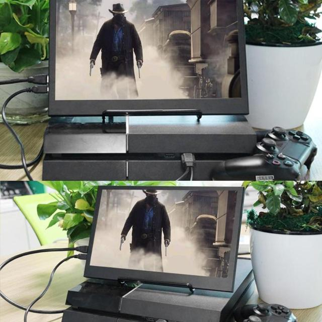Gaming Monitor with Type C Input