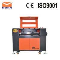 MORN CNC CO2 laser gravur und cutter maschine holz laser schneiden maschine 5070 mit freies cw3000 wasserkühler