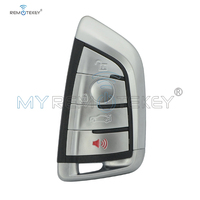 Remtekey N5F ID2A for BMW 1 2 3 4 5 6 7 Series X3 X4 X5 X6 3248A ID2A 4 Button Smart Remote Car Key 315MHZ with Insert smart key