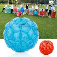 Inflatable Bubble Ball Outdoor Activity Body Collision Ball For Kids Funny Playing