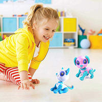 New Electronic Puppy Dog Toys Interactive Pets Smart Robot Toys For Boys Girls Gifts Idea For Kids Educatoin Development Toy