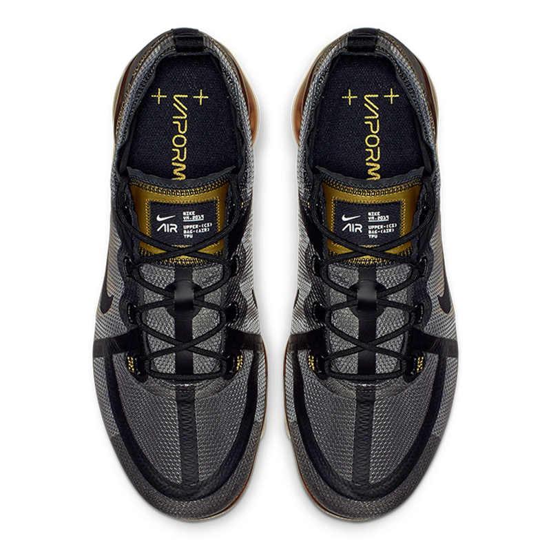 Мужские кроссовки для бега с воздушной подушкой, износостойкие, удобные, дышащие кроссовки, 2019, Nike AIR VAPORMAX # AR6631-002