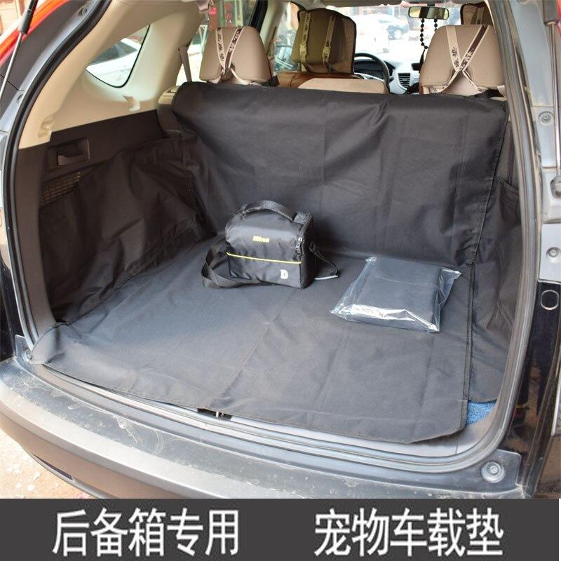 SUV voiture accessoires tapis de coffre pour animaux de compagnie pour chiens chat automobile cargo liner tapis tapis chien animaux de compagnie imperméable coussin protecteur durable