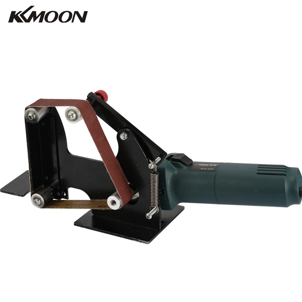 Multifunctional Iron Angle Grinder Sanding Belt Adapter Accessories of Sanding Machine Grinding Polishing Machine