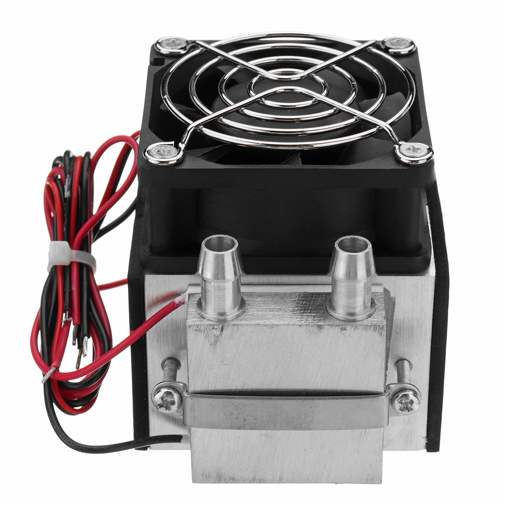 Portable 12V 15A Electronic Cooling Equipment Small Air Conditioning Cooling System ModulePortable 12V 15A Electronic Cooling Equipment Small Air Conditioning Cooling System Module