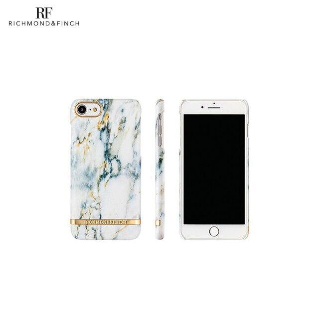 Защитный чехол Richmond&Finch Ocean Marble для iPhone 7 sky marble