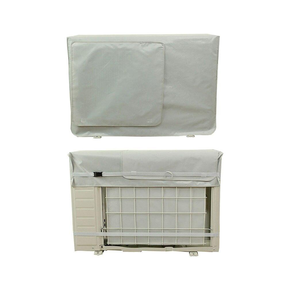 Outdoor Air Conditioner Unit Cover Sun Dust Protection Cover Fabric Shield Air Conditioner Protector