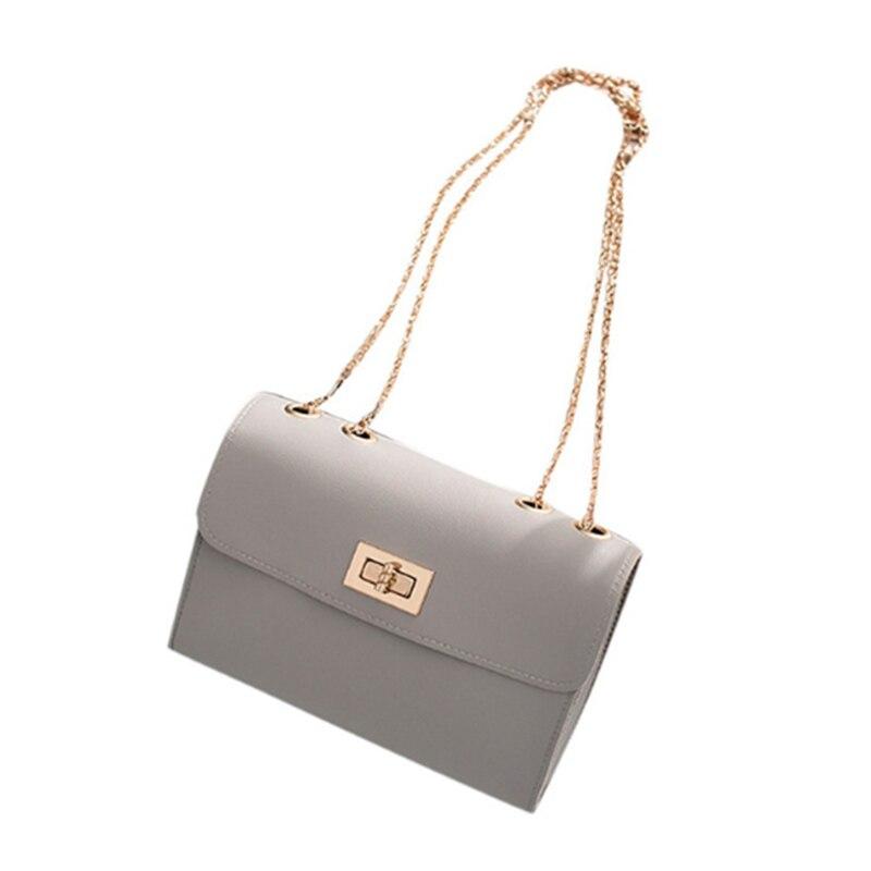 Fashion Simple Small Square Bag Mobile Phone Messenger Bag
