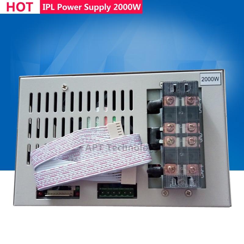 2000w  IPL Power Board Cartridge E-light Power Source Meter Low Vibration
