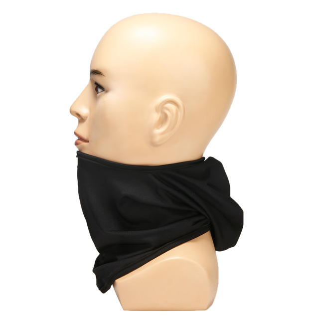 Ultra-thin Motorcycle Lycra Balaclava Ski Full Face Mask Cycling Neck Protect Wear Accessories 5