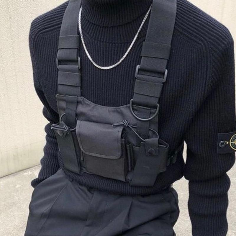 Тактический жилет разгрузка тактическая разгрузочный жилет сумка жилет тактически нейлоновый военный жилет грудь Риг пакет сумка тактиче...