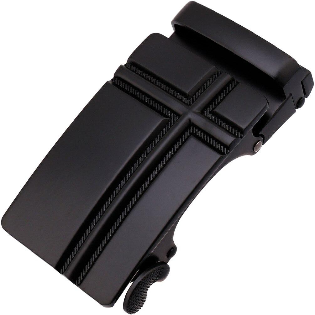 3.5cm Width Belt Buckles For Men Men's Zinc Alloy Automatic Belt Buckle Head Leather Waist Belt Accessories Buckle LY36-21736
