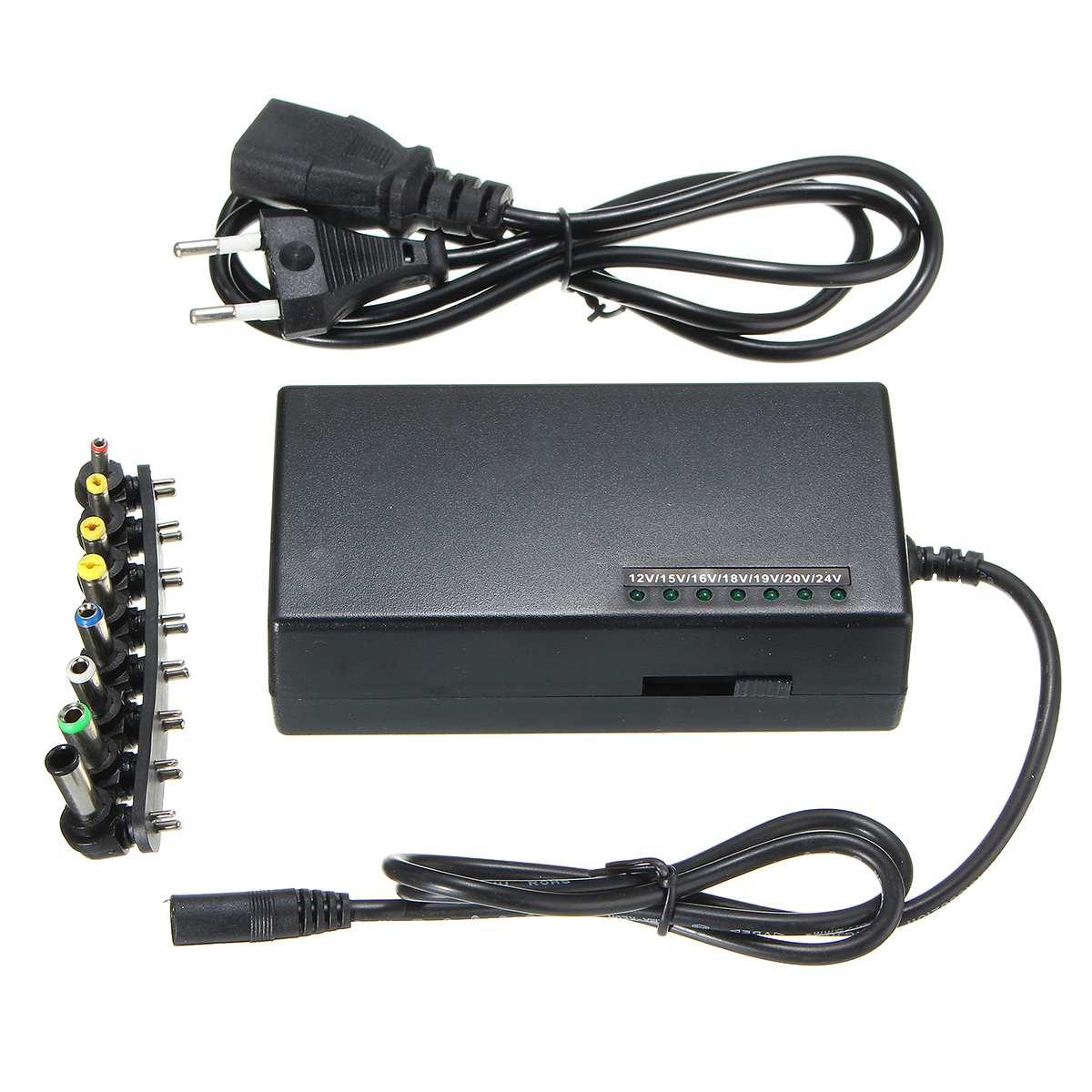 Adaptor Adjustable Power Adapter 12V 15V 5V 16V 18V 19V 20V 24v4A 4.5A AC  Universal Charger Supply for led light strip lamp 96W