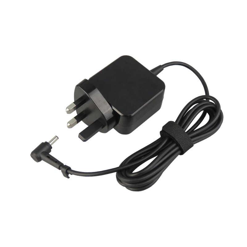 Высокое качество 19 V 1.75A 33 Вт 4,0*1,35 мм блок питания для ноутбука зарядное устройство с адаптером переменного тока для Asus Vivobook S200 S220 X201E X202 X202E X453M