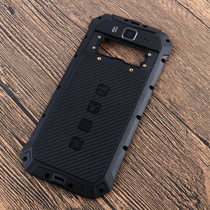 Image 3 - ocolor For Ulefone Armor 3 Battery Cover Hard Bateria Protective Back Cover Replacement For Ulefone Armor 3T Phone Battery Case