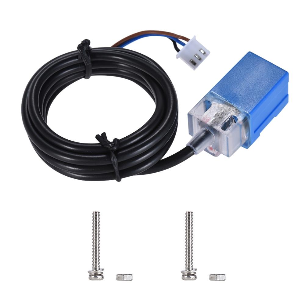 auto leveling position sensor pl 08n proximity switch 3d printer parts npn output for 3d [ 1000 x 1000 Pixel ]