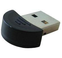 OcioDual – Mini adaptateur d'antenne Bluetooth USB V2.0, par Windows XP Vista 7 et 8, Dongle EDR compatible avec Micro Stick pour 10