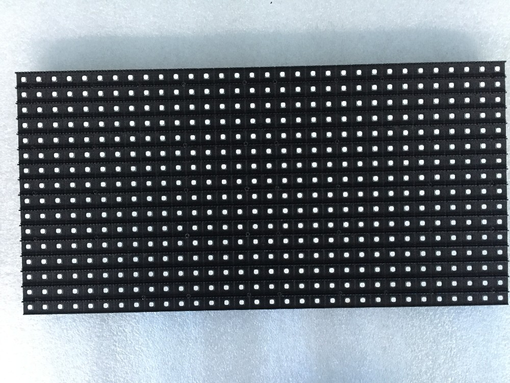 256x128mm 32x16pixel Outdoor P8 LED Module Smd 3535 Led Panel