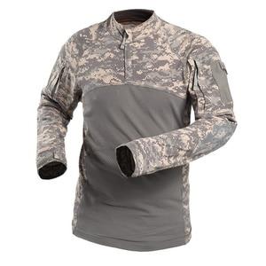 Outdoor Army Shirt Acu Camo Mi