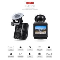 Clearance 2.3'' 1440P Car DVR GPS HDR ADAS Auto Dash Cam Ambarella WDR G Sensor Night Vision Car Driving Record GPS Logger