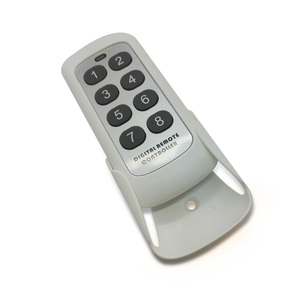 Image 2 - 433.92MHz RF 모듈 스위치 컨트롤러 무선 원격 제어 송신기 8 채널 키 학습 코드 스위치 차고 문