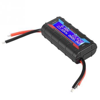 цена на FT08 RC 150A Watt Meter High Precision Power Analyzer With Backlight LCD Electric Analyzer