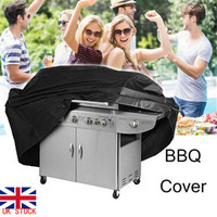 170cm Large BBQ Cover Waterproof Barbecue Covers Garden Patio Grill Protector Dust Cover