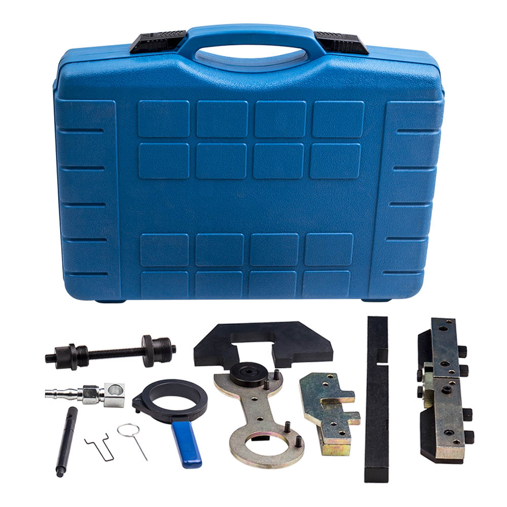 ENGINE TIMING TOOL KIT SET Twin Camshaft Cam For BMW 3 5 7