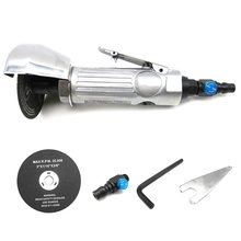 3 Inch High-Speed Pneumatic Angle Grinder With Disc Polished Piece And Pvc Handle For Machine Polished Cutting Operation