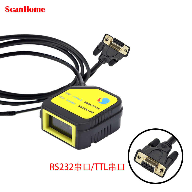 2018 новый модуль сканирования qr-кода сканирующая головка модуль фиксированной сканирования и молодых мам SH-400 USB/последовательный ТТЛ-поддержка сканирования screen1D 2D код