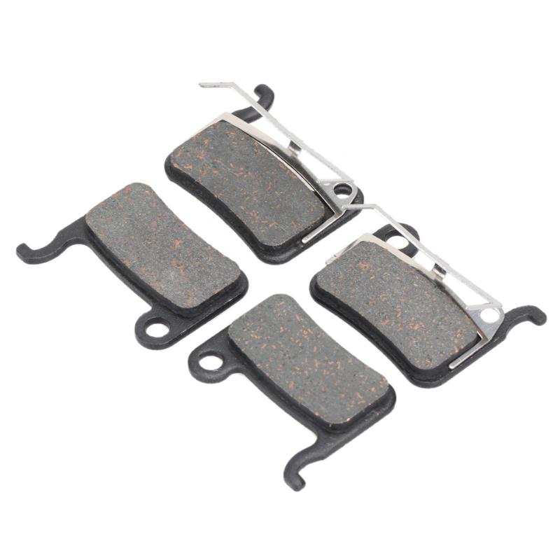 2 pairs Disc Brake Pads for Shimano M785/M615/Deore XT/ XTR Resin
