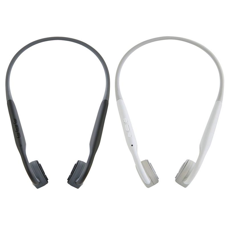 Bone Conduction Earphones Bluetooth 5.0 Earbuds Waterproof Portable Sports Stereo Hd Sounds Surrounding Car Devices With Mic-in Bluetooth Earphones & Headphones from Consumer Electronics