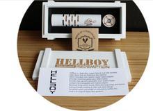 Mechanical Mod 100% original 18650 Hellboy mod