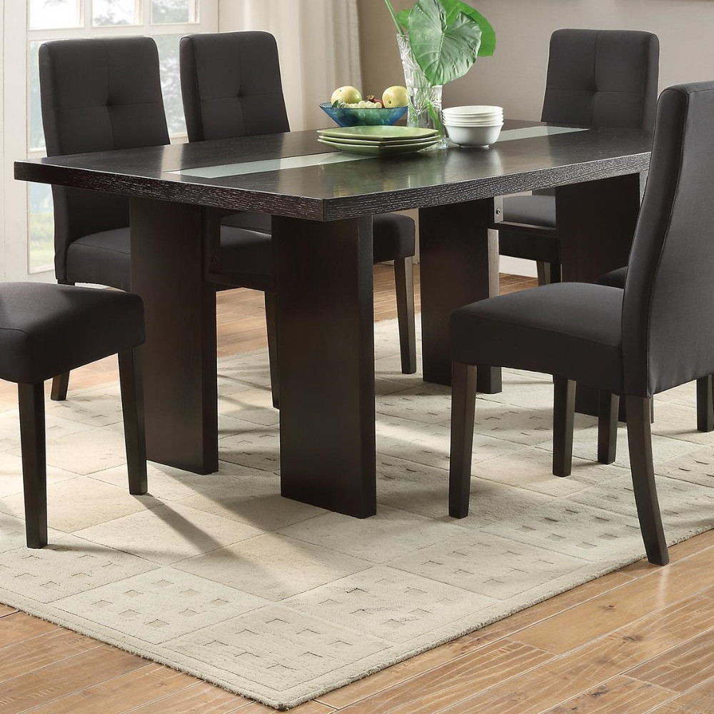 Sturdy wooden dining table brown in dining tables from furniture on aliexpress com alibaba group
