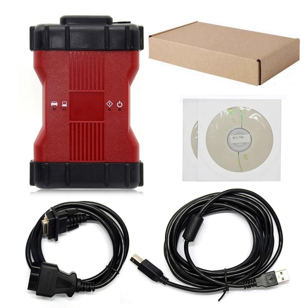Best Quality VCM2 Car Diagnostic Tool For Ford VCM Ii IDS Obd2 Tool Vcm 2 For Mazda